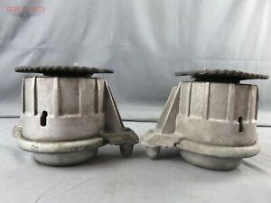 Mercedes Benz C E Class Engine Motor Mount Support Set RH LH 12 14 A2042404317