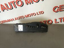 -BMW E53 X5 2001-2006 DRIVERS FRONT RIGHT MEMORY SEAT ADJUST SWITCH 7119868