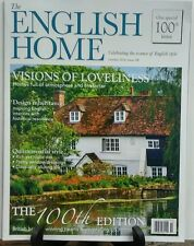 The English Home Oct 2016 Special 100th Iss. Loveliness Country UK FREE SHIPPING