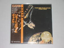 CAMEL I can see your house from here JAPAN mini lp SHM CD Phil Collins SEALED