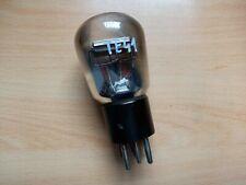 Rare RT Dario TE41 7 pin Qbase (Bigrille) TUBE LAMPE TSF  Testé bon (Serviceman)