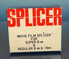 Splicer Movie Film Super 8 Regular 8 Regular 6 Vintage - (200075)
