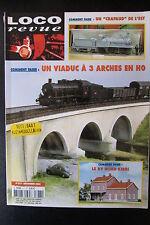 MODELISME FERROVIAIRE TRAIN MAGAZINE LOCO REVUE N° 677 de 2003