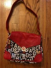 Marc by Marc Jacobs Red Should Bag