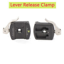 FITTEST Lever release clamp 55mm B2ASII Wasserwaage für Really Right Stuff RRS