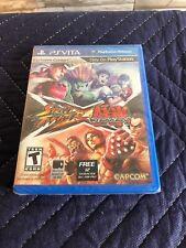 Street Fighter X Tekken (PS VITA) NEW