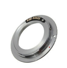 M42 AF Confirmación Adaptador para todos Canon EOS 650D 600D 550D 500D 450D