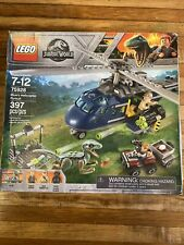 LEGO Jurassic World Blue's Helicopter Pursuit 2018 (75928)