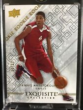 Giannis Antetokounmpo 2013-14 Exquisite Rookie RC #8/99 *READ