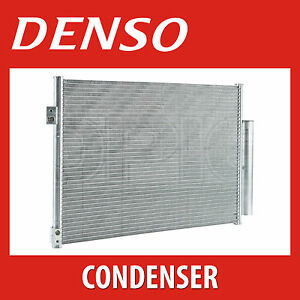 DENSO Air Conditioning Condenser - DCN13110 - A/C Car / Van / Engine Parts