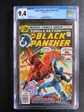 Jungle Action 22 CGC 9.4 Black Panther vs Soul Strangler