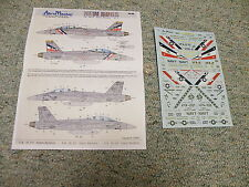 AeroMaster  decals 1/48 48-760 New Bugs of the fleet FA 18E/F Super Hornet  G118