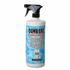 Poop-Off Dumb Cat Anti-Marking & Cat Spray For Keeping Cats Out Of Areas32 oz