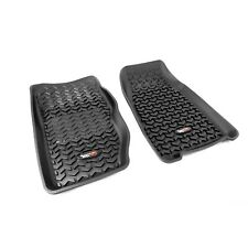 Rugged Ridge All Terrain Front Floor Mat Liners  Jeep XJ Cherokee PAIR  12920.25