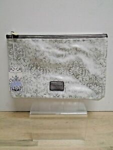 Laura Ashley Maddox Flat Toiletry Bag BNWT
