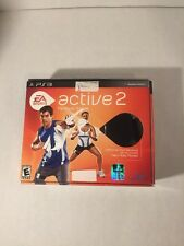 EA Sports Active 2 Personal Trainer (Sony PlayStation 3,Complete Pre Owned
