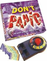 DON'T PANIC The Quick Thinking Naming Game Drumond Park 2003 Complete