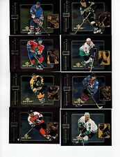 1999/2000 UD HANDS OF GOLD 11 CARD INSERT SET GRETZKY 16/17 SALE