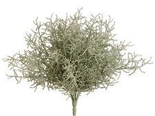 "Spanish Moss Bush 10"" ~ Pick Filler Greenery Silk Wedding Flowers Decoration"