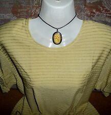 Bonita Damen Shirt,Kurzärmig,BW/mischgewebe,Gr L,oder 46/48, Super Schick ,Neu.