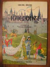 Oscar Wilde RACCONTI illustrati da Vittorio Accornero 1° ed. Signorelli 1964