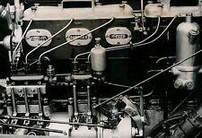 Moteur Miesse à Huile d'Olive d'Arachide 1936 - Automobile Gazogène - V44