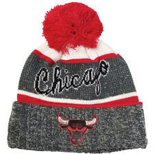 bea7f0aab83404 Mitchell & Ness Men's Beanie Hats Chicago Bulls for sale | eBay