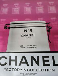 CHANEL No 5 Factory Poster Art Print Limited Edition RARE NIB