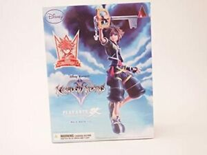 Sora Figure Kingdom Hearts II Square Enix Static Arts PVC Japan