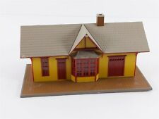 Walthers Golden Valley Depot 933-3532 HO Scale Building Built