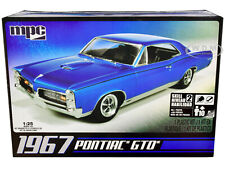 Box Damaged SKILL 2 MODEL KIT 1967 PONTIAC GTO 1/25 SCALE MODEL BY MPC MPC710 L