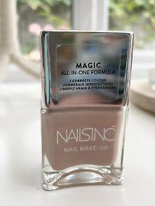 Nails Inc - Harley Gardens MAGIC All In One Formula 14ml Size