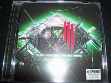 Skrillex Scary Monsters And Nice Sprites (Australia) CD - Like New