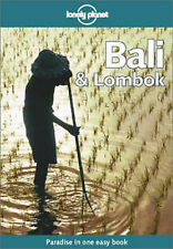 Bali and Lombok (Lonely Planet Regional Guides), Wheeler, Tony, Covernton, Mary,