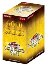 "YUGIOH CARDS  ""2011 GOLD SERIES"" BOOSTER BOX / Korean Ver"