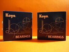 KAWASAKI ZZR600 D1 - D3 90 - 93 KOYO FRONT WHEEL BEARINGS