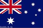 ****AUSTRALIA AUSTRALIAN VINYL FLAG DECAL / STICKER****
