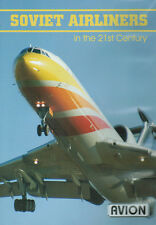 Soviet Airliners in the 21st Century DVD