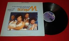 "BONEY M ""6 Años De Exitos - On 45"" 1982 RARE 12"" Single Spain NO PROMO CD LP"