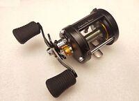 Daiwa Millionaire Classic UTD 5.1:1 Left Hand Fishing Reel - M-CUTD300L