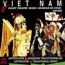 Various Artists - Vietnam: Court Theatre Music: Hat-Boi [New CD]
