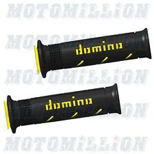 Domino XM2 Street Dual Compound Grips Motorsport Sport Bike - Made in Italy