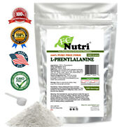 L-Phenylalanine All Size Healthy Mental Energy Mood Weight By FC Nutri