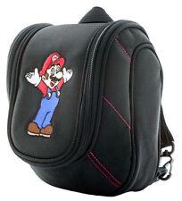 Super Mario Bros Carry Backpack Mini-Rucksack Nintendo All DS Lite DSi XL 3DS XL