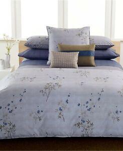 Calvin Klein Bamboo Flowers 5P King comforter shams