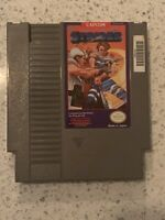 Strider Nintendo NES Classic Video Game Cartridge Authentic / Cleaned / Tested