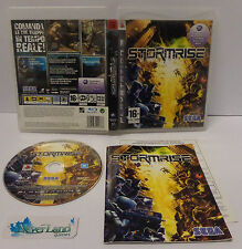 Console Gioco Game SONY Playstation 3 PS3 PAL ITALIANO ITA IT SEGA - STORMRISE -