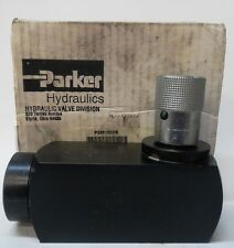 PARKER, HYDRAULIC FLOW VALVE, PCM1200S, 3000 PSI, 25 GPM, PC M1200S