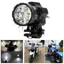 Aluminum Alloy Waterproof 60W 6500K 6 Lamp Beads LED Motorcycle Headlights Bulb