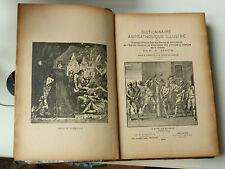 A HEUS DICTIONNAIRE ANTICATHOLIQUE ILLUSTRE ..M F BOUTON  & chez l'auteur 1906